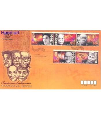 Indonezja 2000 Mi 2044-2048 FDC