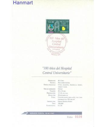 Meksyk 1997 Mi 2662 FDC