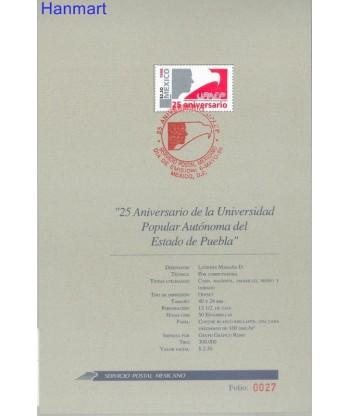 Meksyk 1998 Mi 2690 FDC