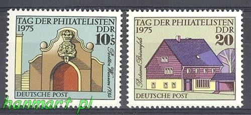 German Democratic Republic 1975 Mi...