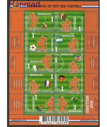 Holandia 2014 Mi 3240-3249 Czyste **