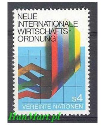 Narody Zjednoczone Wiedeń 1980 Mi 7 Czyste **