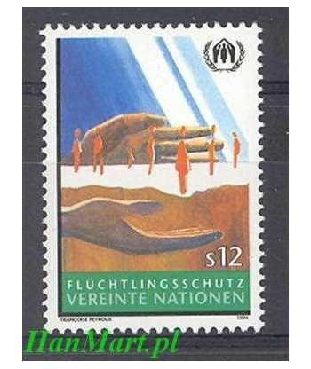 Narody Zjednoczone Wiedeń 1994 Mi 166 Czyste **