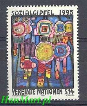 United Nations Vienna 1995 Mi 179 MNH