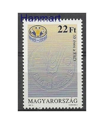 Węgry 1995 Mi 4340 Czyste **