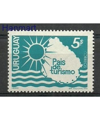 Urugwaj 1970 Mi 1172 Czyste **