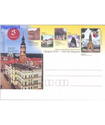 Polska 2010 Mi 1553 Karty pocztowe czyste