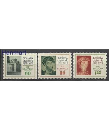 Bułgaria 1961 Mi 1194-1196 Czyste **