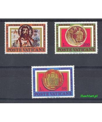 Watykan 1975 Mi 664-666 Czyste **