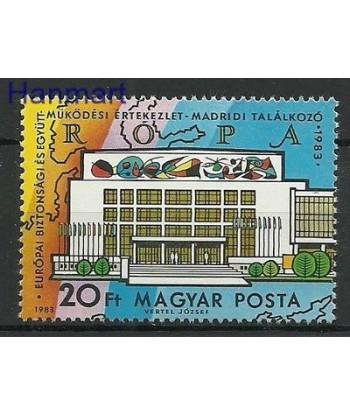 Węgry 1983 Mi 3645 Czyste **