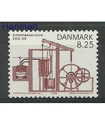 Dania 1990 Mi 972 Czyste **