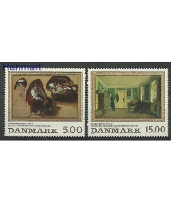 Dania 1994 Mi 1092-1093 Czyste **