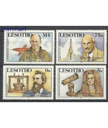 Lesotho 1987 Mi 630-633 Czyste **