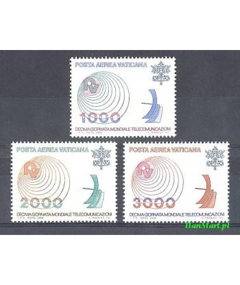 Watykan 1978 Mi 723-725 Czyste **