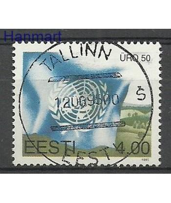 Estonia 1995 Mi 255 Stemplowane