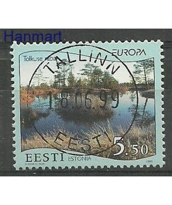 Estonia 1999 Mi  Stemplowane