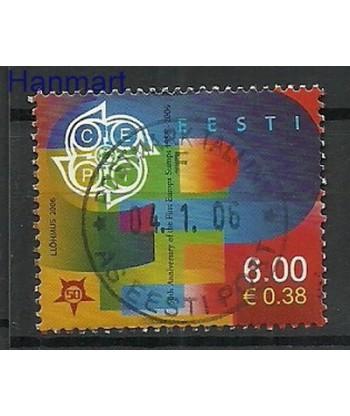 Estonia 2006 Mi 537 Stemplowane