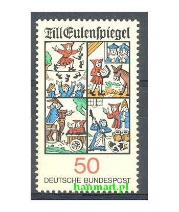 Niemcy 1977 Mi 922 Czyste **