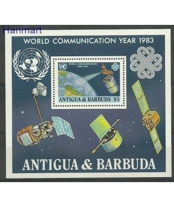Antigua i Barbuda 1983 Mi bl 70 Czyste **