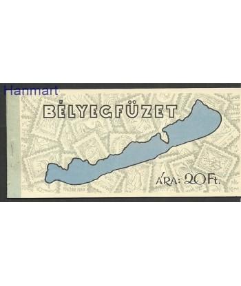 Węgry 1968 Mi mh 1 Czyste **