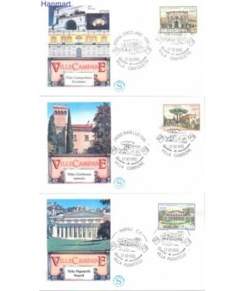 Włochy 1981 Mi 1779-1781 FDC