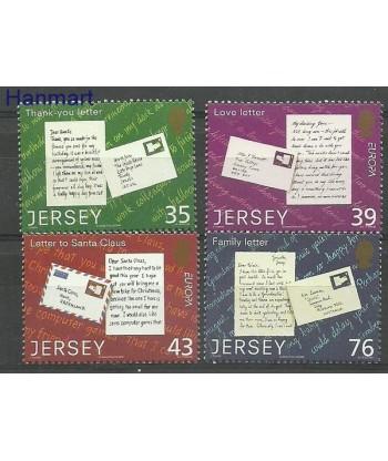 Jersey 2008 Mi 1333-1336 Czyste **