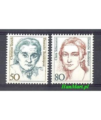 Niemcy 1986 Mi 1304-1305 Czyste **