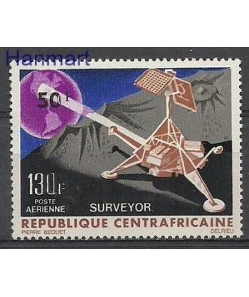Republika Środkowoafrykańska 1968 Mi 166 Czyste **