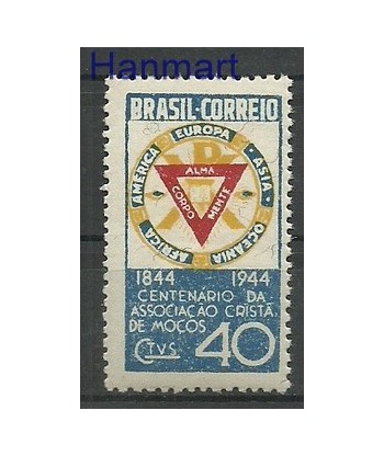 Brazylia 1944 Mi 661 Czyste **