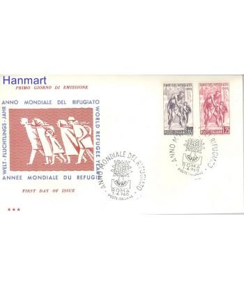 Włochy 1960 Mi  FDC