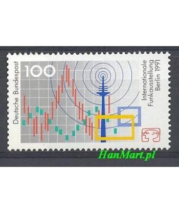 Niemcy 1991 Mi 1553 Czyste **