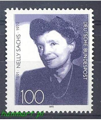 Niemcy 1991 Mi 1575 Czyste **