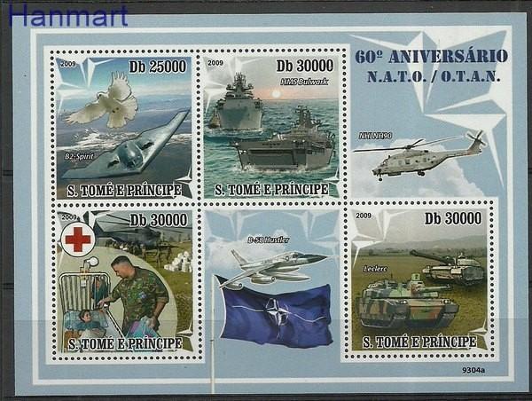 Sao Tome and Principe 2009 Mi...