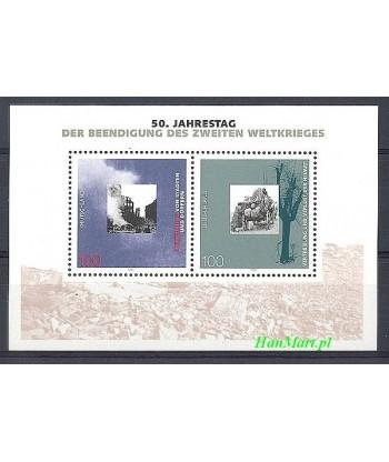 Niemcy 1995 Mi bl 31 Czyste **