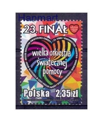 Polska 2015 Mi 4750 Czyste **