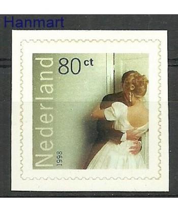 Holandia 1998 Mi 1652I Czyste **