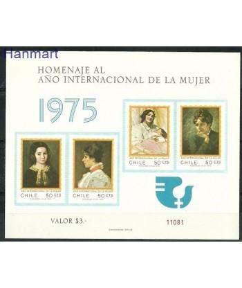 Chile 1975 Mi  Czyste **