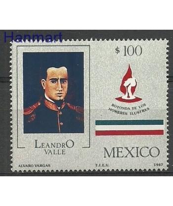 Meksyk 1987 Mi 2026 Czyste **