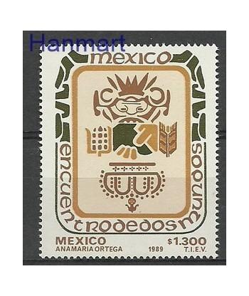 Meksyk 1989 Mi 2145 Czyste **