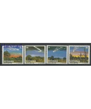 Botswana 1986 Mi 376-379 Czyste **