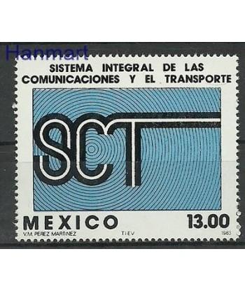 Meksyk 1983 Mi 1877 Czyste **