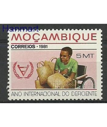 Mozambik 1981 Mi 809 Czyste **