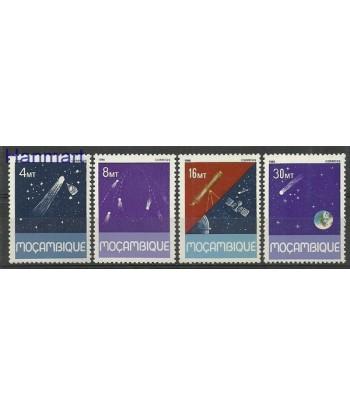Mozambik 1986 Mi 1046-1049 Czyste **