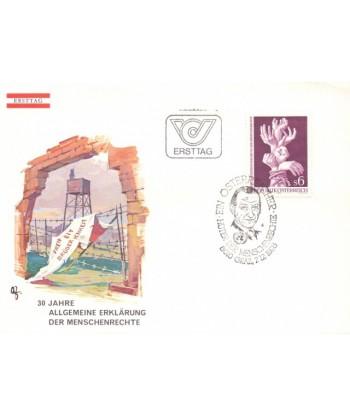 Austria 1978 Mi  FDC