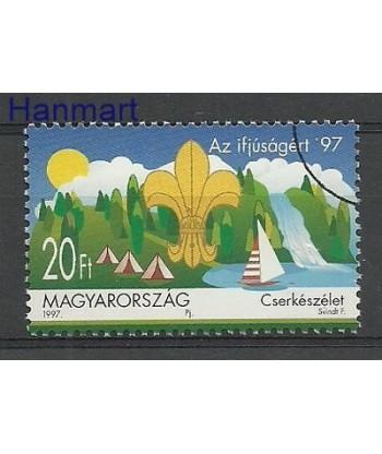 Węgry 1997 Mi spe 4447 Czyste **