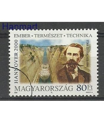Węgry 2000 Mi spe 4598 Stemplowane