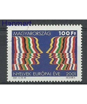 Węgry 2001 Mi spe 4642 Stemplowane