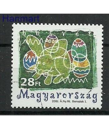 Węgry 2001 Mi spe 4656 Czyste **