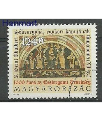 Węgry 2001 Mi spe 4668 Czyste **