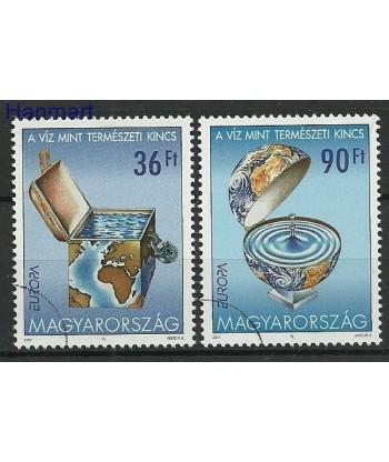 Węgry 2001 Mi 4674-4675 Czyste **